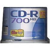 日立マクセル CDR700MBスピンドル50枚 [CDR700STPW50SP]