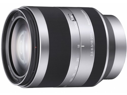 Sony SEL18200 Alpha NEX Series Lens 18-200mm F3.5-6.3 OSS
