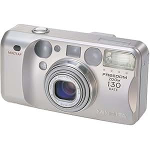 Konica Minolta Zoom 130C 35Mm Film Camera
