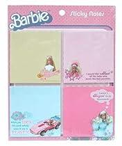 Barbie Doll Sticky Notes notepads