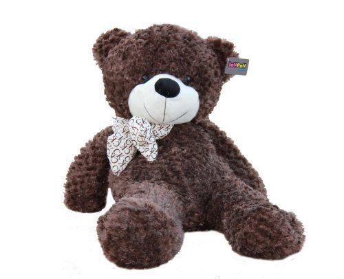 Joyfay-High-Quality-Giant-39-100-cm-Coffee-Teddy-Bear