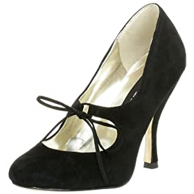 Endless.com: STEVEN by Steve Madden Women&#039;s Gilee Lace-Up Mary Jane: Pumps from endless.com