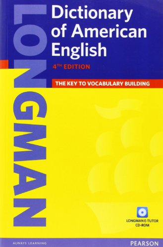 Longman Dictionary of American English, 4th Edition...