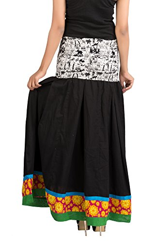 on-the-wall-pdp-jnb-baumwolle-bw-damen-rock-falda-kjol-indianer-retro-stil-boho-hippie-rock-jupe-zig