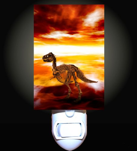 Fossil Fuel Decorative Night Light front-1017769
