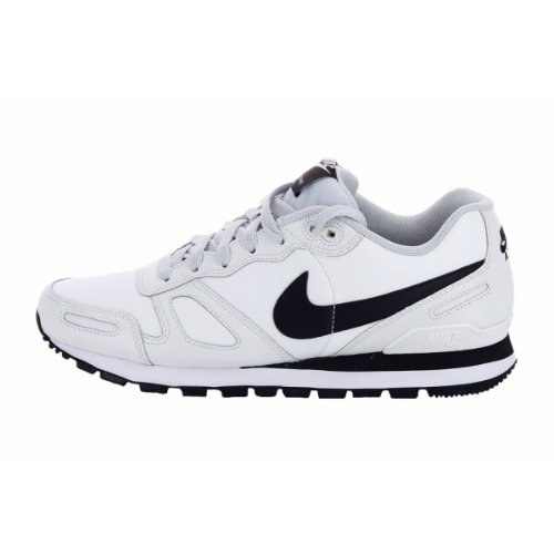 be23fd4214f5b Nike Air Leather Waffle Trainer Mens Running Shoes 454395 114 Summit ...