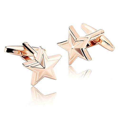 alimab-jewelry-mens-cuff-links-starfish-star-fish-seas-beach-rose-gold-stainless-steel-men-cufflinks