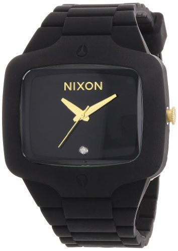 nixon-mens-quartz-watch-with-black-dial-analogue-display-silicone-a1391041-00