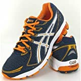 Asics gt 2170 uk 6 dark blue orange euro 40
