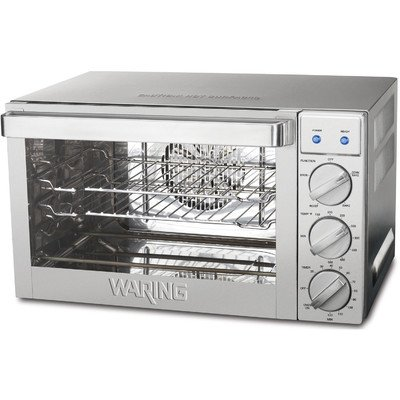 Waring Pro CO1000 Convection Oven, 0.9 Cubic Feet