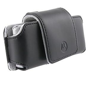 Genuine Leather Case for Motorola Q