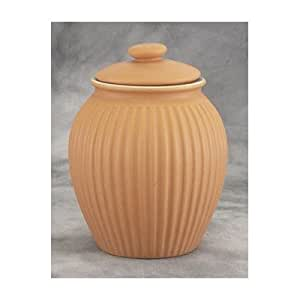 Classic Cookie Jar in Terra Cotta