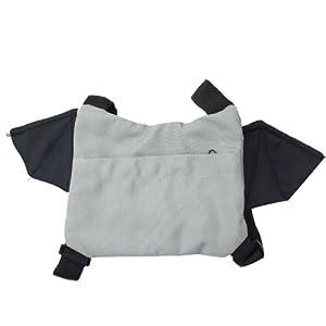 niceeshop(TM) Babies Kids Toddlers Bat Wings Satety Harness Backpack Walking Keeper/Helper with Strap