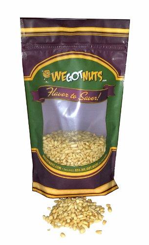 Pine Nuts, Mediterranean, Broken - We Got Nuts (8 Oz.)