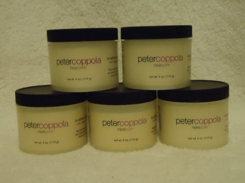 Peter Coppola Hi-Define Styling Mudd (Lot Of 5) 4 Oz.