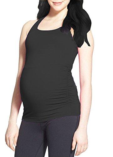 Cloya-Maternity-Long-Racerback-Tank-Top