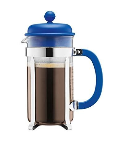 Bodum Caffettiera French Press 8 Cups 1 L Blu Chiaro