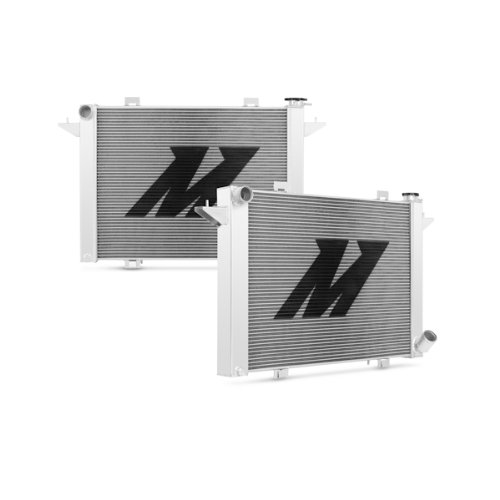 Mishimoto (Mmrad-Ram-89) Aluminum Radiator For Dodge Cummins 5.9L Engine