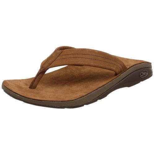 Chaco Men's Lthr Flip Premium Sandal