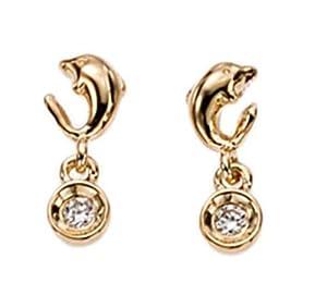 R&T Damen Ohrringe  P50710
