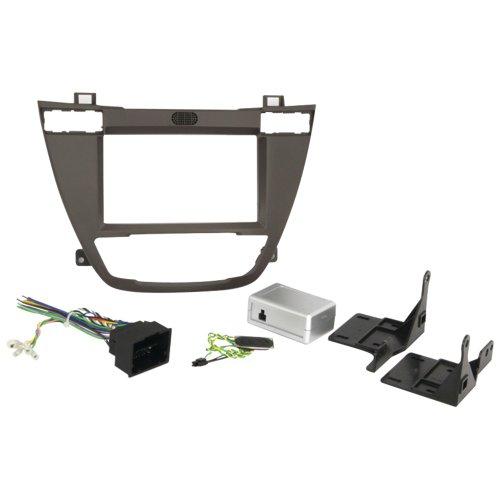 Pro Braking PBR7387-SIL-GRE Rear Braided Brake Line Silver Hose /& Stainless Green Banjos