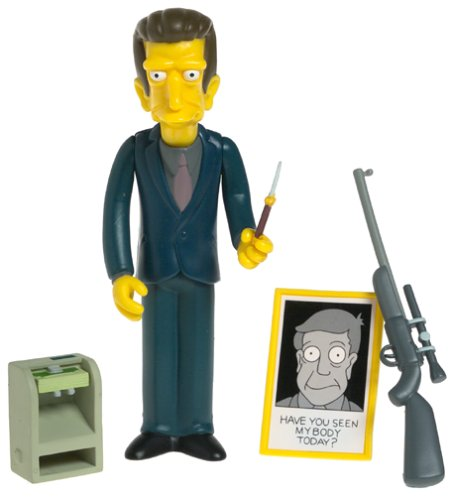 LEGS The Simpsons Series 13 World Of Springfield Interactive Figure - 1