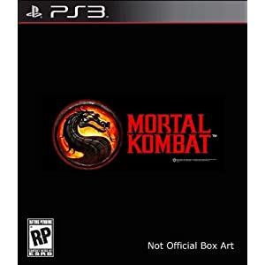 Mortal Kombat PS3 Collector's Edition