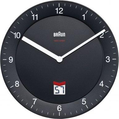 braun-horloge-murale-radiocommandee-noir