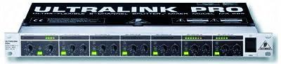 Behringer MX882 8-Channel Splitter/Mixer from Behringer USA