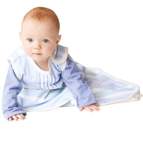 "Merino Kids ""Blue Bell"" Merino Baby Sleep Bag For Babies 0-2 & 2-4 Years - 1"