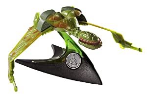 Hot Wheels Star Trek Klingon Bird of Prey
