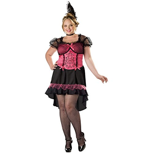 GSG S (Plus Size Dark Mad Hatter Costume)