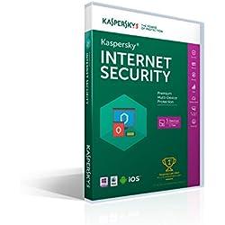 Kaspersky Internet Security 2016 - 5 User - Download