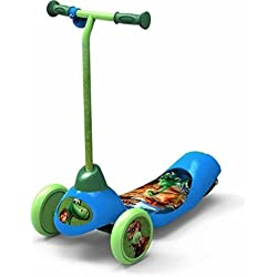 Disney Good Dinosaur Safe Start 3-Wheel Electric Scooter