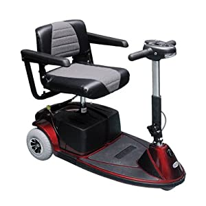 Revo 3-Wheel Electric Scooter - Specialty Medical Group