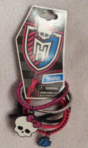 Monster High Bracelets - 1