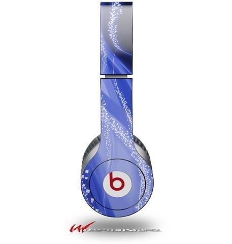 Mystic Vortex Blue Decal Style Skin (Fits Genuine Beats Solo Hd Headphones - Headphones Not Included)