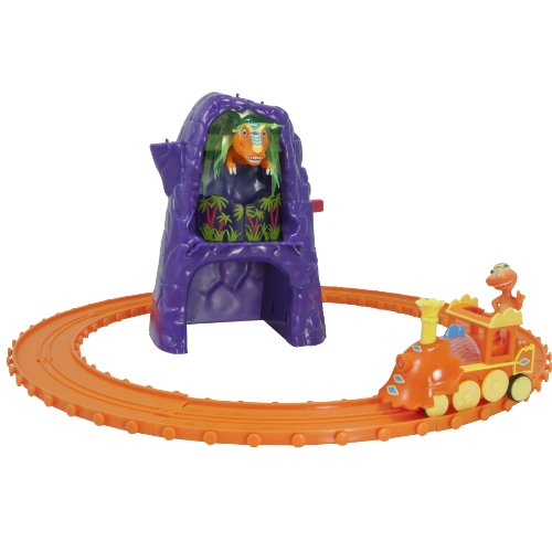 Dinosaur Train Welcome To Rexville Playset front-501363