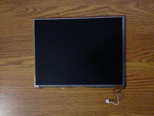 "14.1"" Lcd Replacement Screen For Hp Laptop Computer -With Top Cover Included"