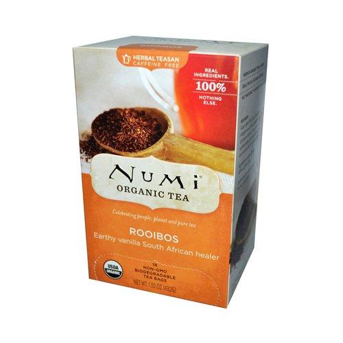 Wholesale Numi Tea Organic Rooibos - Caffeine Free - 18 Bags, [Food, Tea]