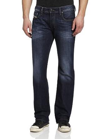 Diesel - - Hommes Zatiny 0074W Jeans, 29W x 32L, Denim