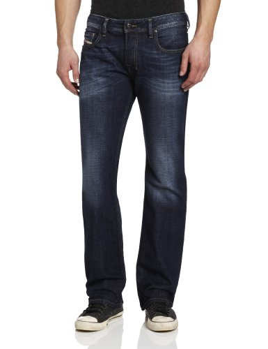 Diesel para hombre pantalones vaqueros Zatiny 0074 W 74 W, Azul, W33 / L32 (ES 44)