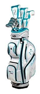 Tour Edge Ladies 2014 Lady Edge Golf Full Set, Ladies Flex, Right Hand, Graphite,... by Tour Edge