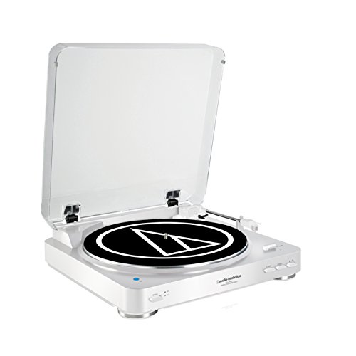 Audio-Technica-AT-LP60WH-BT-Fully-Automatic-Bluetooth-Wireless-Belt-Drive-Stereo-Turntable-White