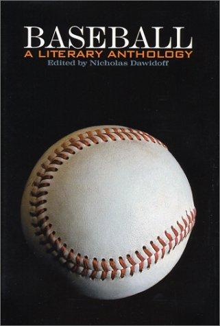 Baseball: A Literary Anthology