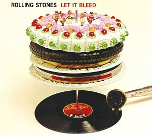 Let It Bleed artwork