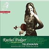 Telemann - Violin Fantasiesby Georg Philipp Telemann