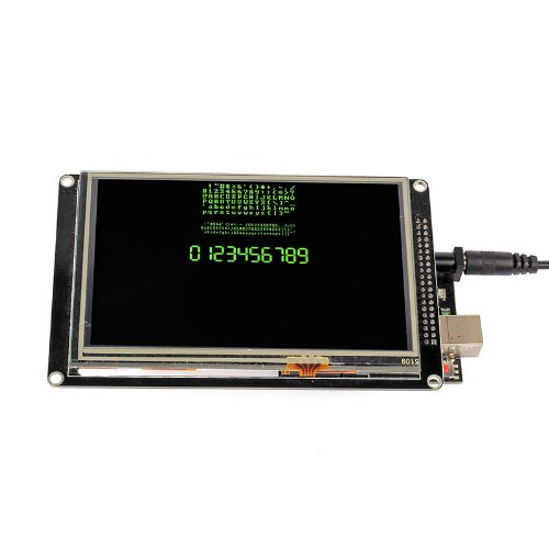 "Sainsmart Tft Lcd Screen Kit For Arduino Uno R3 (5"" Lcd, With Shield + Uno R3)"