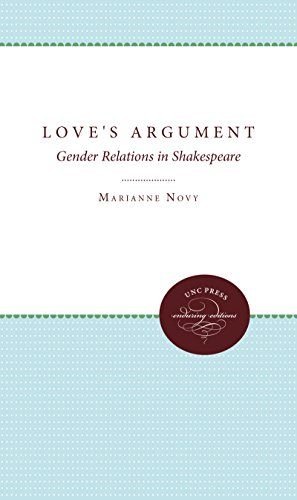 Love's Argument: Gender Relations in Shakespeare