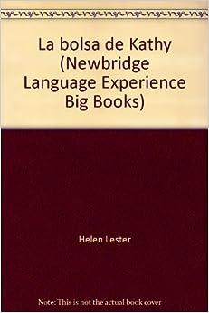La bolsa de Kathy (Newbridge Language Experience Big Books